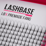 6D Pre Made Volume Fans – XL Tray - LashBase Limited