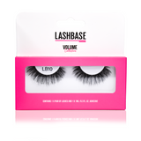 LB10 Volume Strip Lashes - LashBase Limited