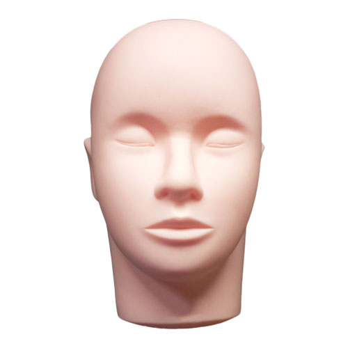Mannequin Head + Training Lashes - LashBase Limited