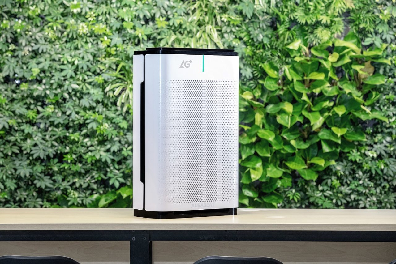 Protect your school campus with a silver ion air purifier