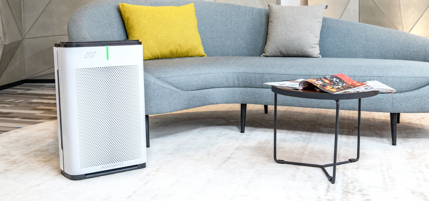Silver ion antiviral air purifiers can be used to kill germs
