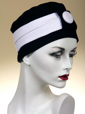 Elite Saffron Turban Loop Headwear - TressAllure