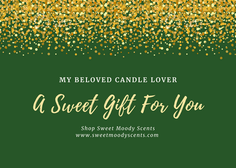 Sweet Moody Scents Gift Card