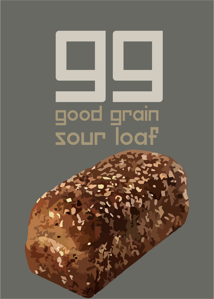 Soft Multigrain, 100% Atta