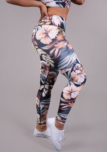 Tropical Paradise Activewear Set