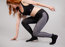 Load image into Gallery viewer, Paneled Activewear Legging