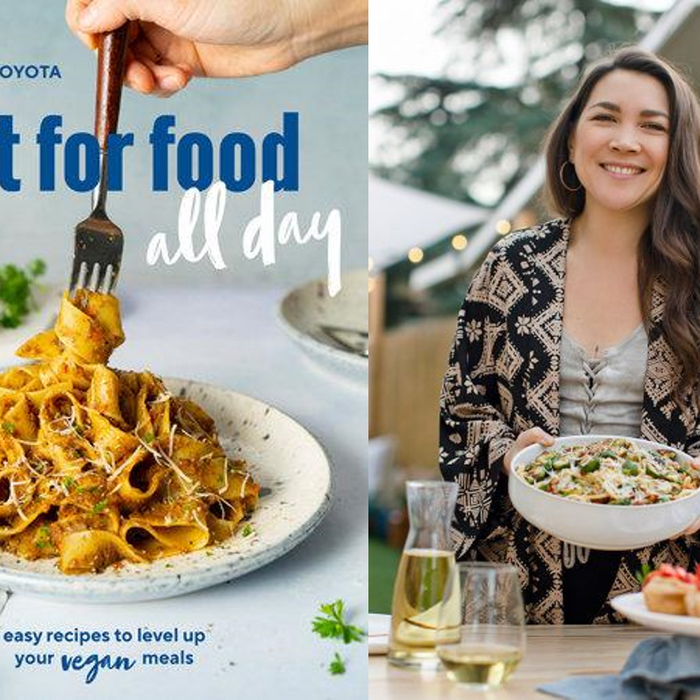 New Cookbook: 'Hot for Food All Day' by Mississauga's Lauren Toyota