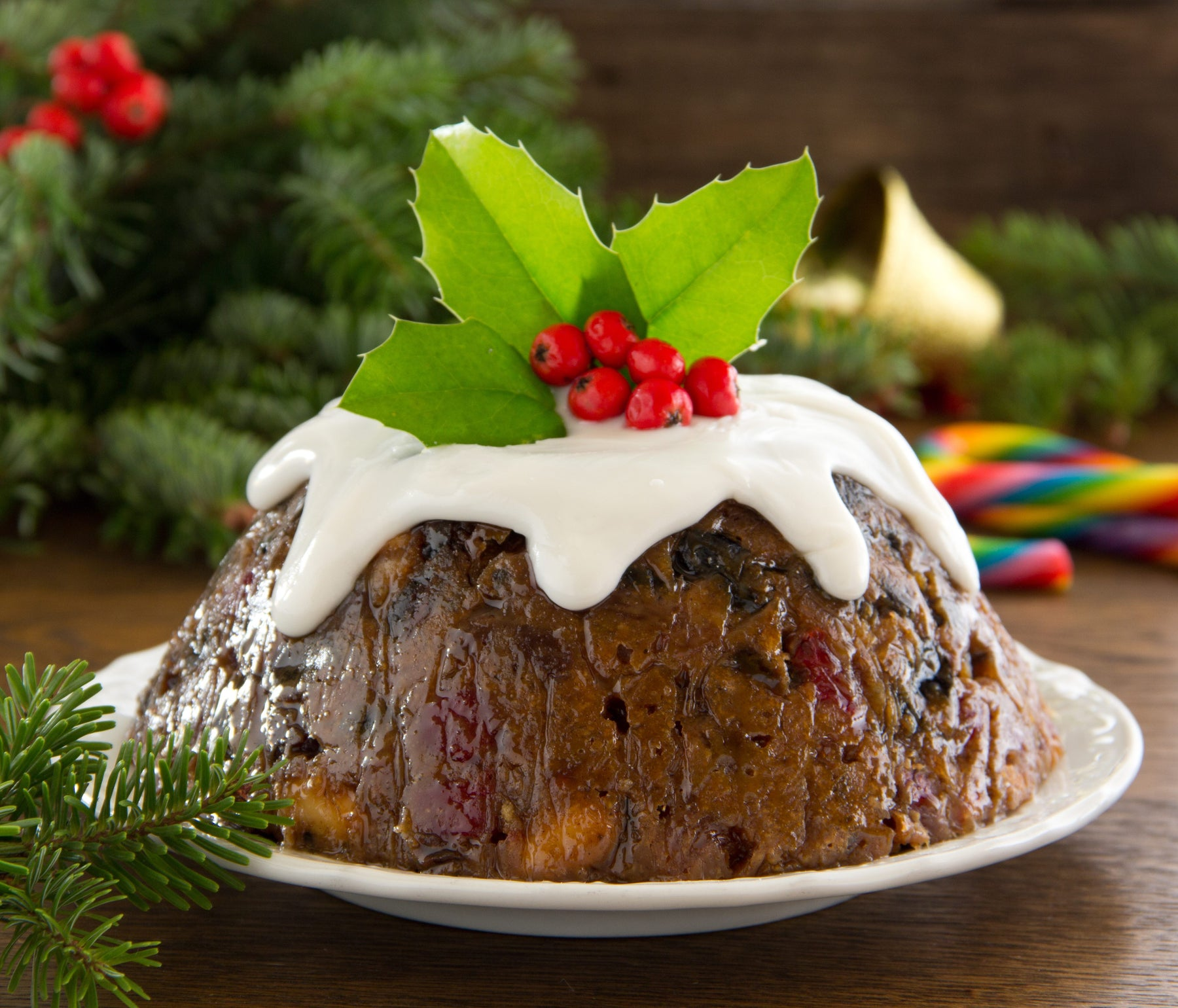 A holiday tradition for some, a new adventure for others - the Holiday Pudding!