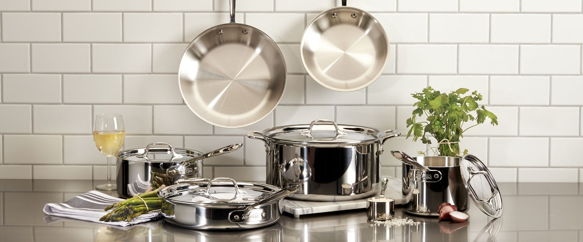 All-Clad Spring Cookware Sale