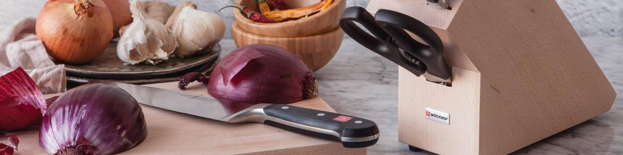 Monthly Knife Sharpening Service in Toronto at Cookery