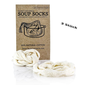 Natural Soup Socks - Cookery