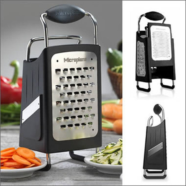 Specialty Series 4-Sided Box Grater - Cookery
