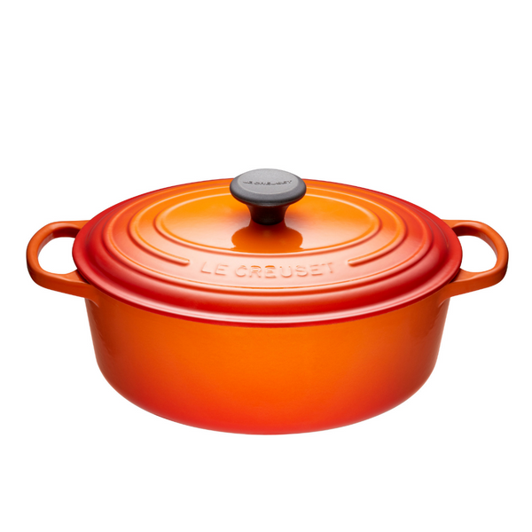 Le Creuset 4.7L Oval French Oven - Flame