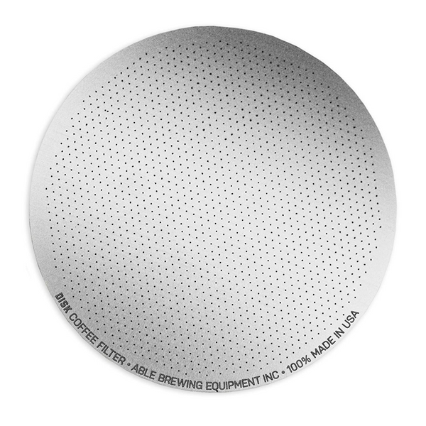 Able Stainless Steel Disk Filter for Aeropress