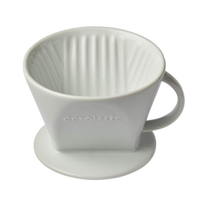 Aerolatte White Ceramic Coffee Brewer