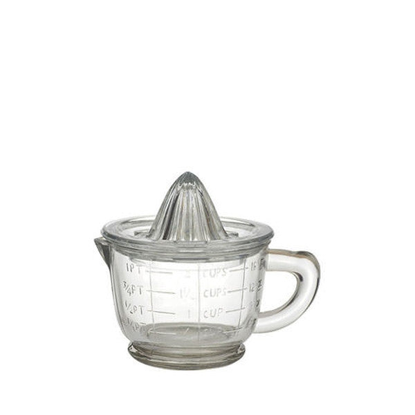 Hemingway Glass Juicer with Jug