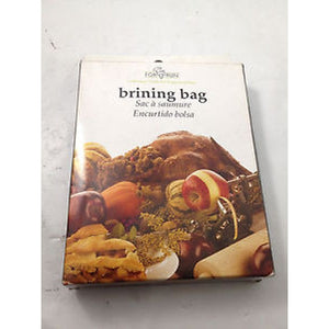 Poultry Brining Bag - Cookery