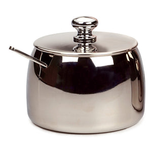 Sugar Bowl with Spoon - Cookery
