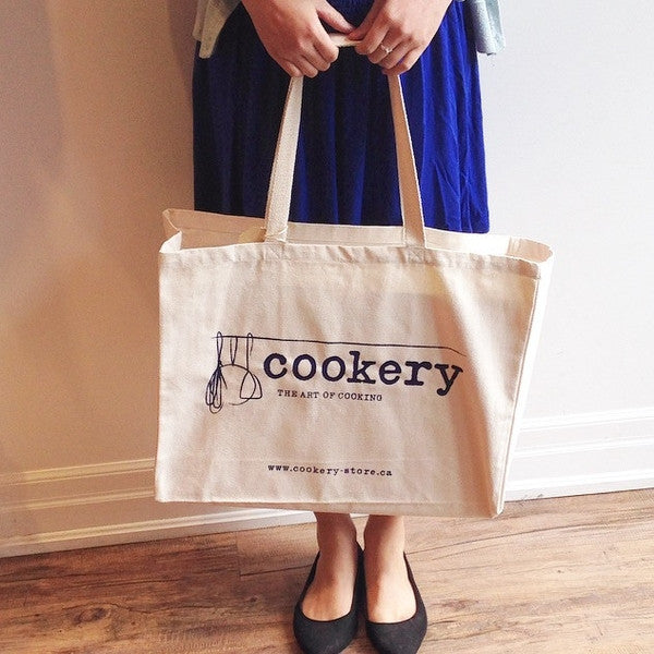Cookery Shopping Tote - Cookery