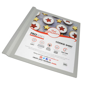 "Fat Daddio's Heavy Duty 14"" x 17"" Cookie Sheet"