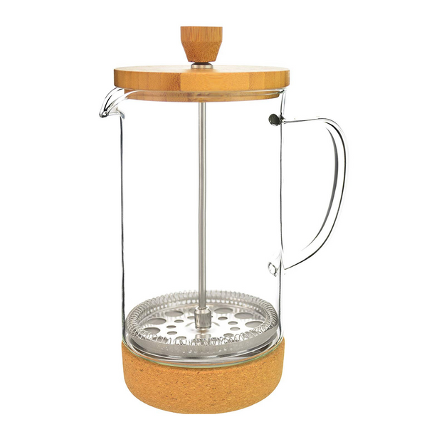 Grosche Melbourne Bamboo 8-Cup French Press