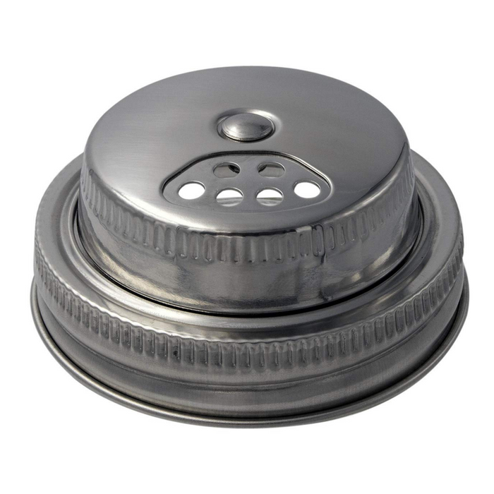 Jarware Stainless Steel Spice Jar lid