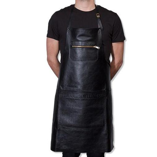 Dutch Deluxes Full Length Leather Apron