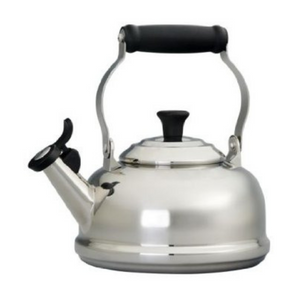 Le Creuset 1.7L Classic Stainless Steel Whistling Kettle