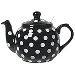London Pottery Traditional Farmhouse Filter Teapot - Cookery