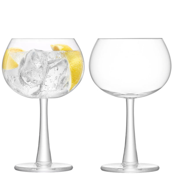 LSA Gin Balloon Glasses - Set of 2