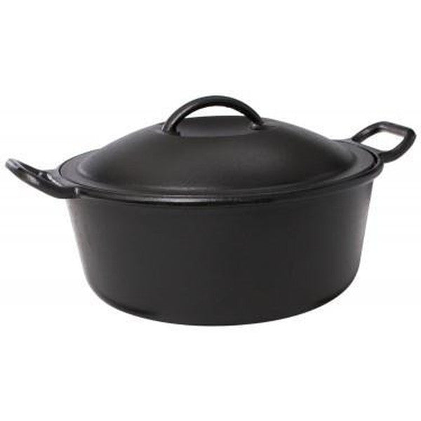 Lodge Cast Iron 4 Qt. Dutch Oven - Cookery