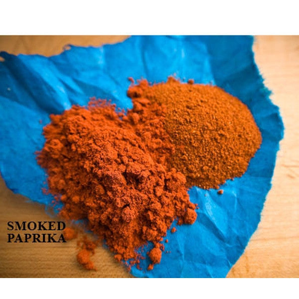 Smoked Sweet Paprika - Cookery