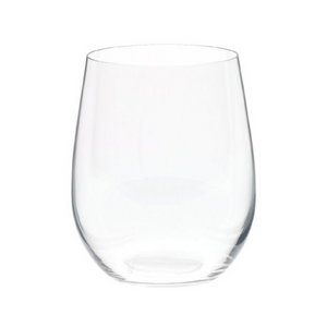 Riedel O Stemless Chardonnay Glass, Set of 2