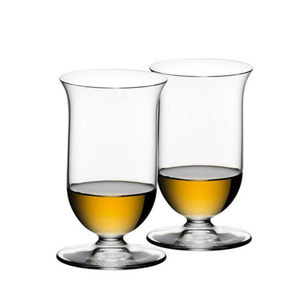 Riedel Vinum Single Malt Whiskey Glass Set of 2