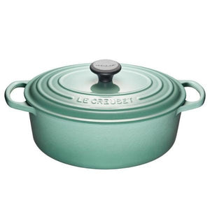 4.7L Oval French Oven - Sage