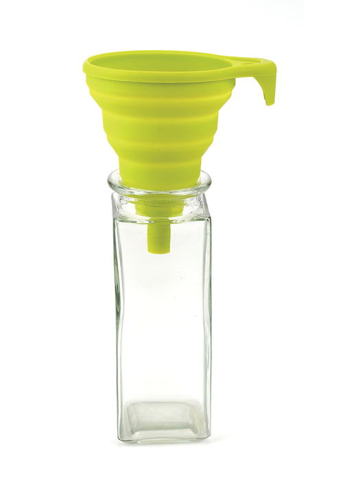 Collapsible Silicone Funnel - Cookery