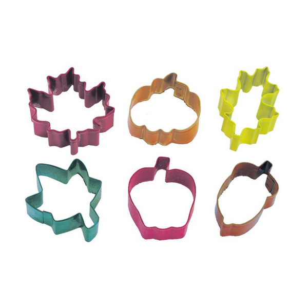 R&M Fall Cookie Cutters