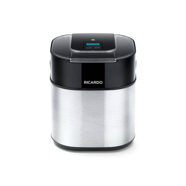 Ricardo Ice Cream Maker 1.5L Stainless Steel