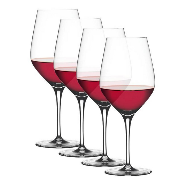 Spiegelau Authentis Bordeaux Glass Set of 4