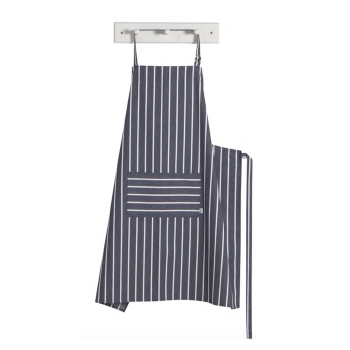 Now Designs Butcher Stripe Mighty Apron XXL (navy)