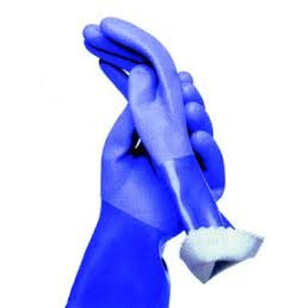 True Blues Dishwashing Gloves - Cookery