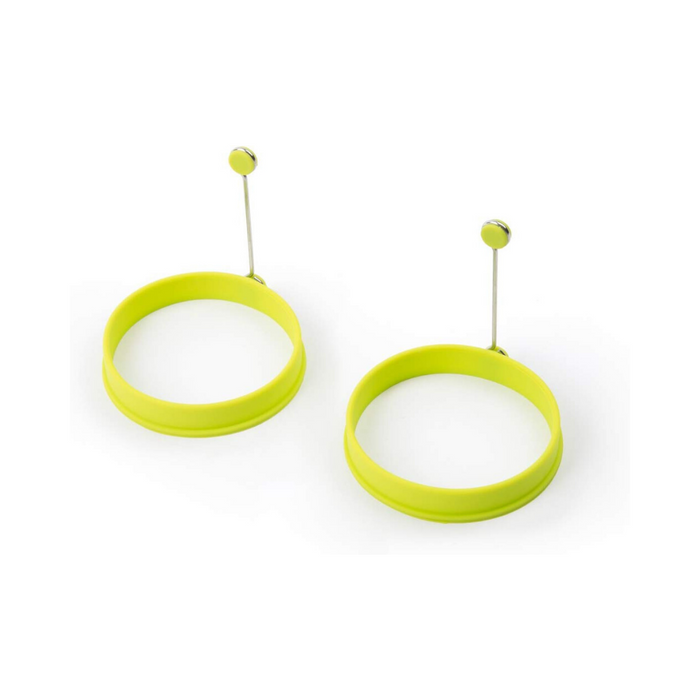 Fox Run Silicone Egg Rings - Set of 2