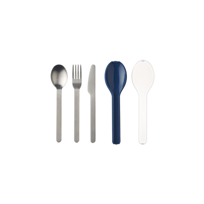 Mepal 3 Piece Cutlery Set