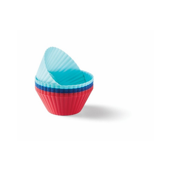 Ricardo Silicone Muffin Liners - 12 pieces