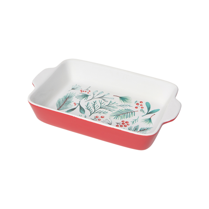 NOW Designs Holiday Bakeware - Bough & Berry Decal