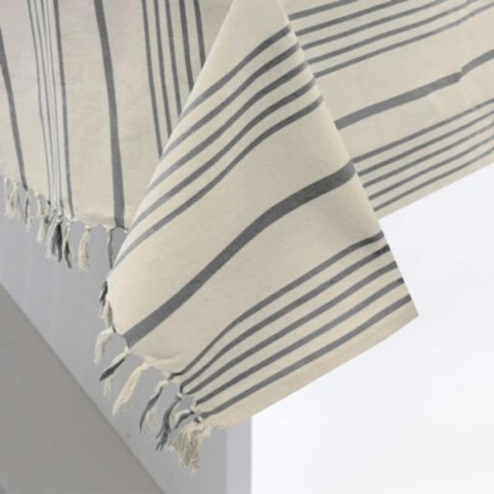 Harman Soft Stripe Tablecloth