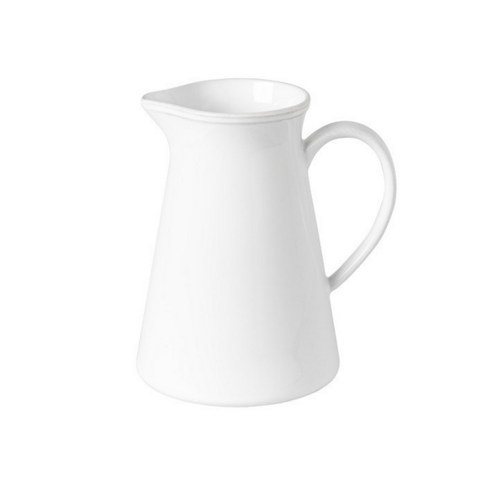 Costa Nova Friso White Pitcher