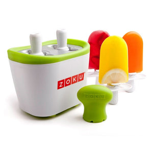 Zoku Duo Quick Pop Maker - Cookery