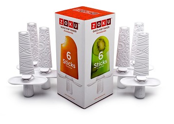 Zoku Quick Pop Sticks, Set of 6