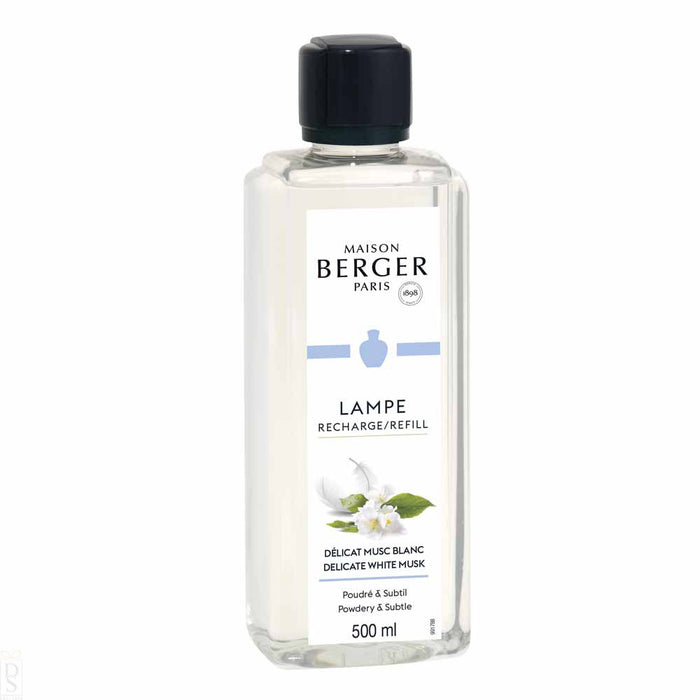 Maison Berger Delicate White Musk Home Fragrance